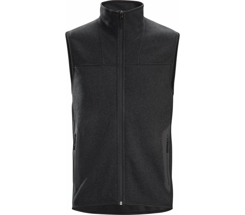 Arc'Teryx Covert Vest Mens Black Heather