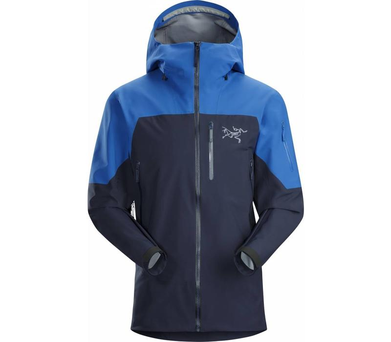 Arc'Teryx Sabre LT Jacket Mens Blue Northern