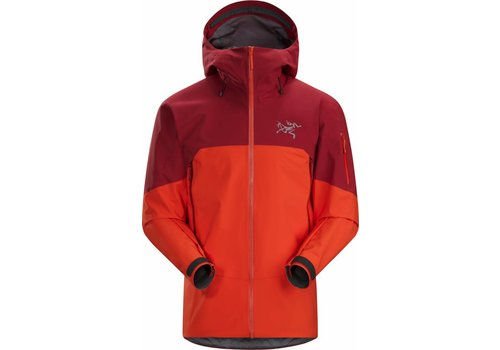 ARCTERYX Arc'Teryx Rush Jacket Mens Firecracker