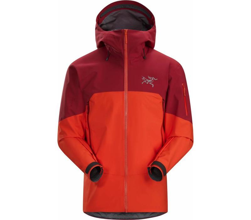 Arc'Teryx Rush Jacket Mens Firecracker