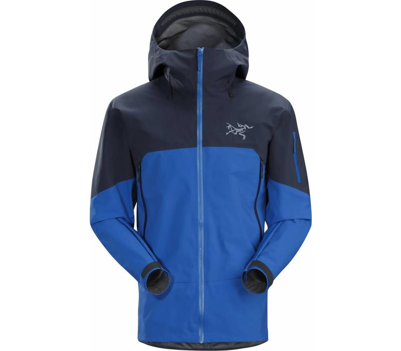 Arc'Teryx Rush Jacket Mens Blue Northern