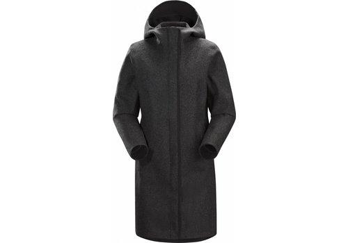 ARCTERYX Arc'Teryx Embra Coat Womens Black Heather