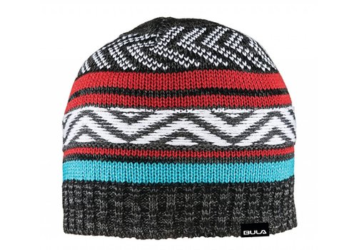 BULA BULA KIDS GUY BEANIE RED