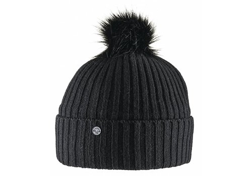 BULA BULA MONDAY BEANIE BLACK