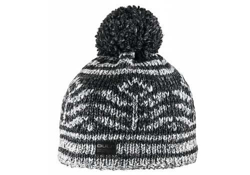 BULA BULA HIPPIE BEANIE (19/20) HEATHER GREY