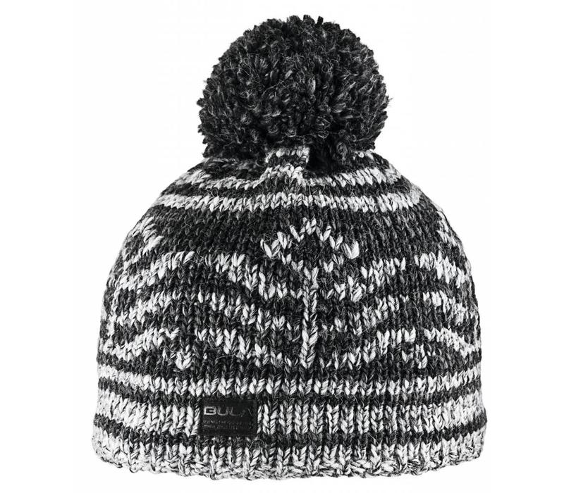 BULA HIPPIE BEANIE (19/20) HEATHER GREY
