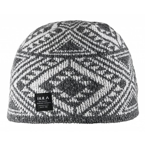 BULA Bula Aaron Beanie (20/21) Heather Grey OS