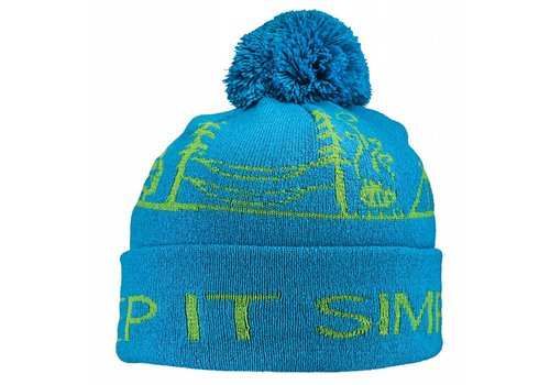 BULA BULA KIDS SIMPLE BEANIE SKY