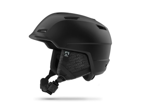 MARKER Marker Mens Consort 2 Black Helmet - (17/18)