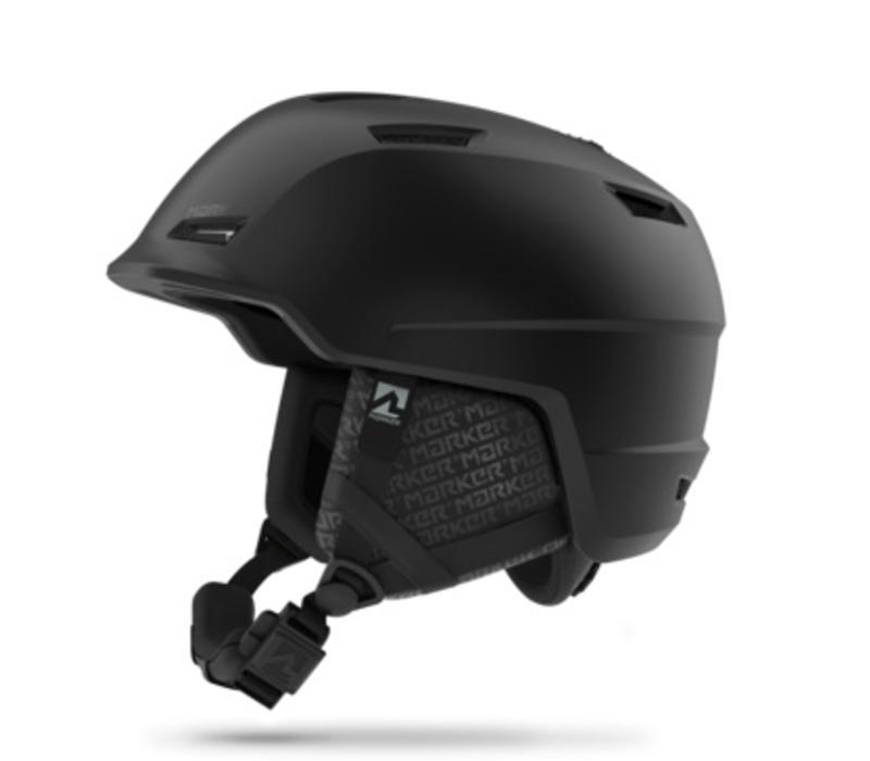 Marker Mens Consort 2 Black Helmet - (17/18)