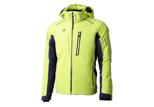 DESCENTE DESCENTE TERRO JACKET LIME(41)