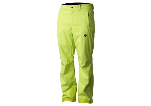 DESCENTE DESCENTE STOCK PANT LIME(41)