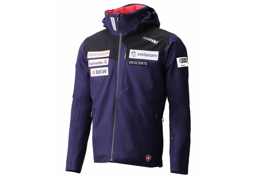 DESCENTE DESCENTE SWISS SKI TEAM REPLICA JACKET DNT(64)