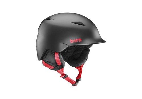 BERN Bern Boys Camino Helmet Matte Black