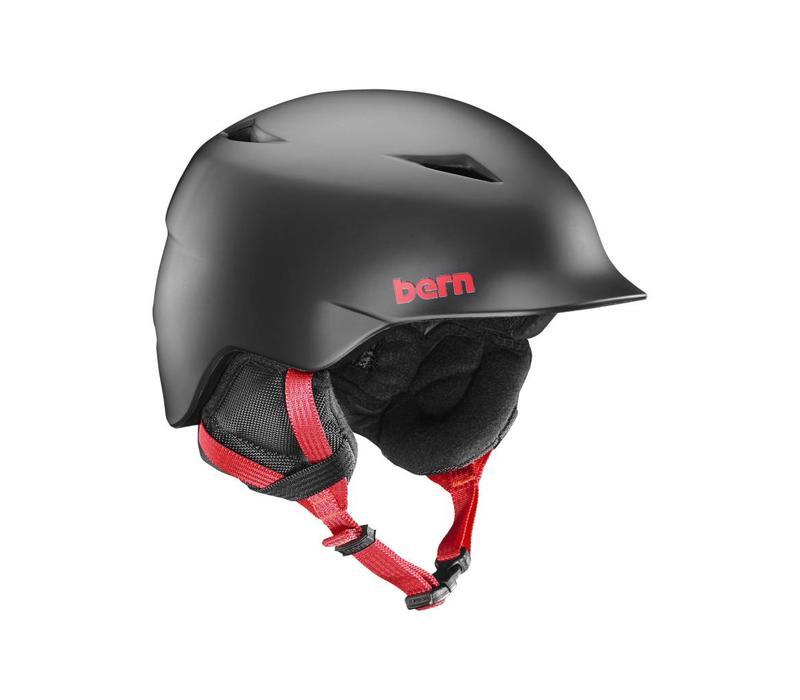 Bern Boys Camino Helmet Matte Black