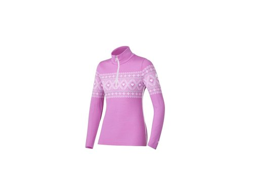 NEWLAND Newland Earth Half Zip Fuxia/White (243)