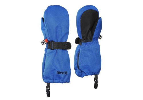 KOMBI KOMBI THE CRAZY CARIBOO CHILDREN MITT 3538 NORDIC BLUE