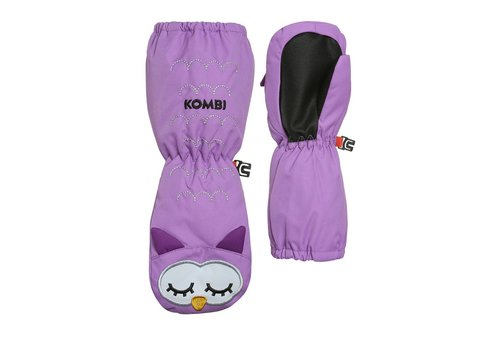 KOMBI KOMBI THE KOMBI ANIMAL FAMILY CHILDREN MITT 3668 OLIVIA THE OWL