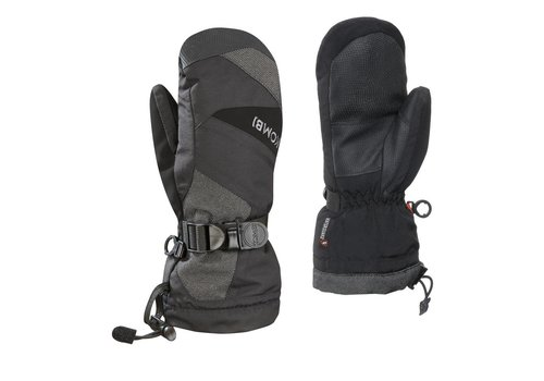 KOMBI KOMBI THE ORIGINAL JR MITT 1273 BLACK DENIM
