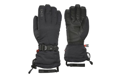 KOMBI KOMBI THE PARAMOUNT MENS GLOVE 100 BLACK