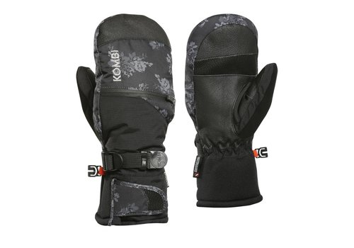 KOMBI KOMBI THE FREERIDER WOMEN MITT 3640 TONAL FLORAL
