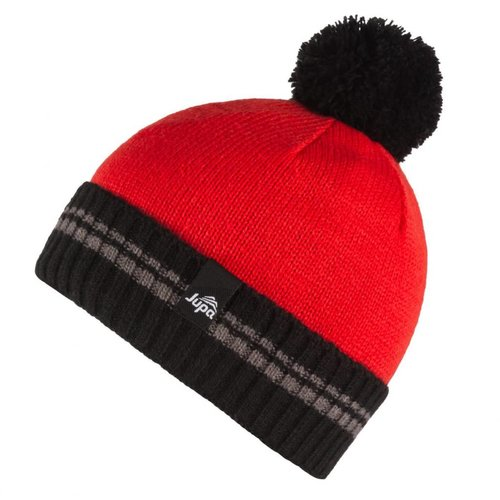 JUPA JUPA KIDS BOYS EDDY KNIT HAT FIERY RED-RD027 *Final Sale*
