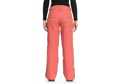 ROXY ROXY BACKYARD PANT    MMR0  DUSTY CEDAR