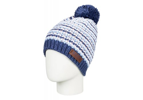 ROXY ROXY ANAMUDI BEANIE    BQY0  CROWN BLUE