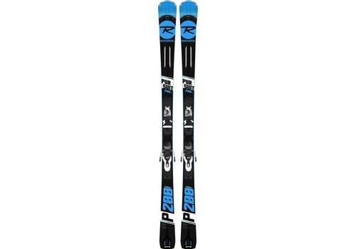 ROSSIGNOL ROSSIGNOL PURSUIT 200 CA/XP 10 B83 BK/WT