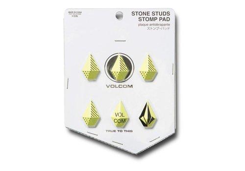 VOLCOM VOLCOM STONE STUDS STOMP LIME-LIM (331)   EA