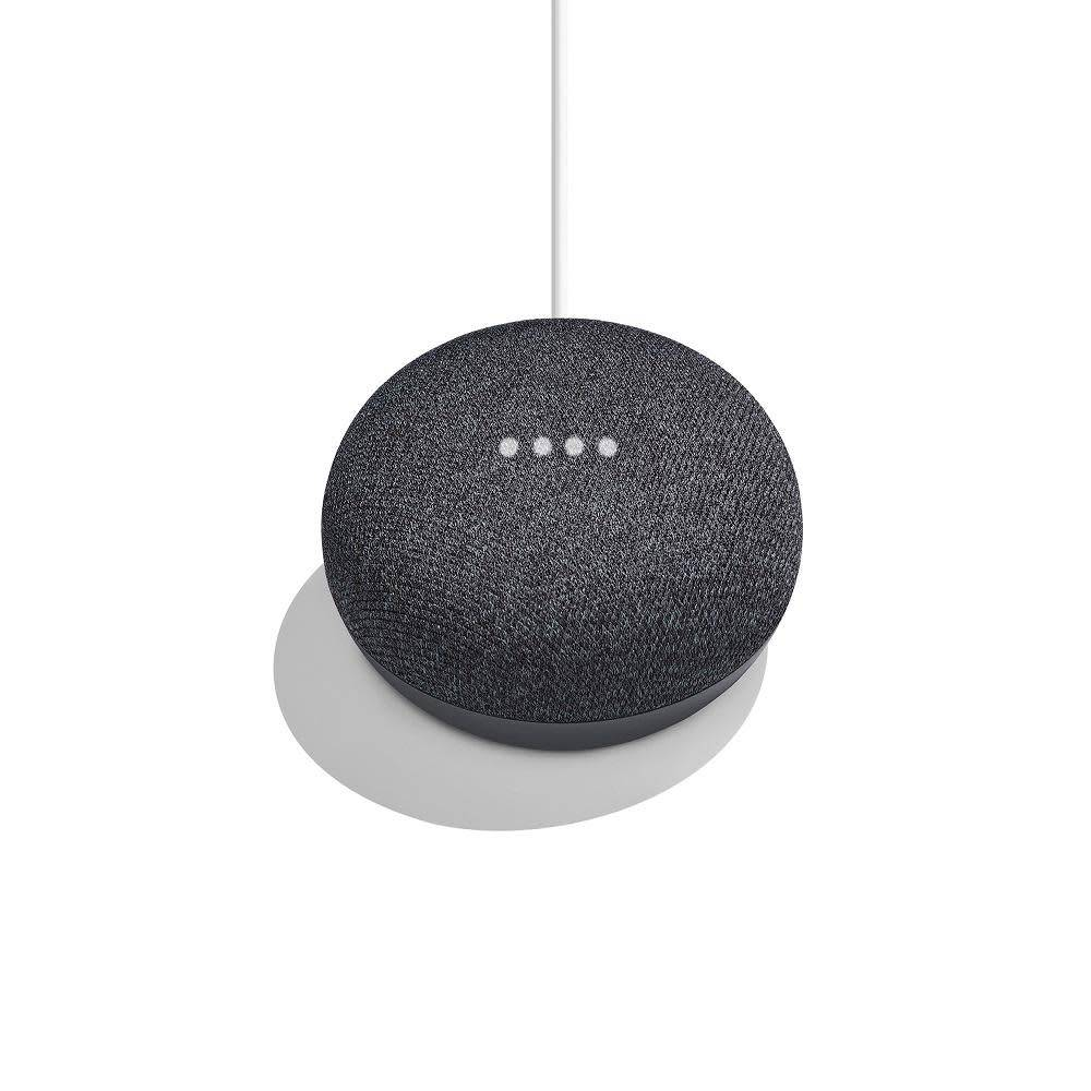Google Home Mini in Charcoal