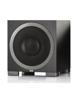 Elac S10EQ Debut Subwoofer 400 Watts, Black