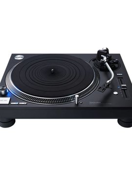 Technics SL-1210GR Direct Drive Single Rotor Core-less Turntable, Black