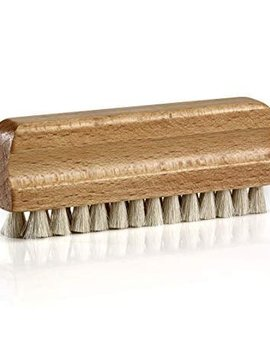 Okki Nokki Revolve Goat's Hair Record Cleaning Brush