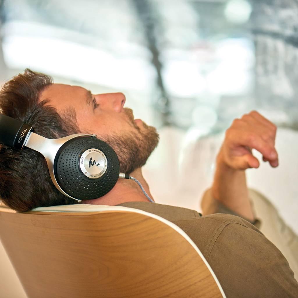 Focal Elegia Closed Back Over Ear Headphone