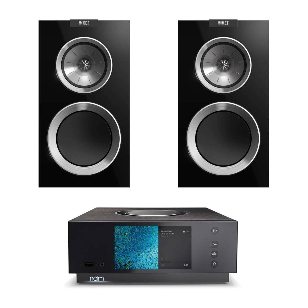 Naim Audio Uniti Atom Compact High End All-In-One Player with HDMI board