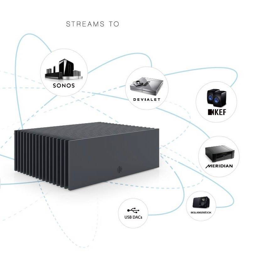Roon Labs Nucleus Plus Music Server & Streamer, 1st Generation