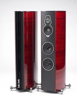 Sonus Faber Homage Serafino Tradition