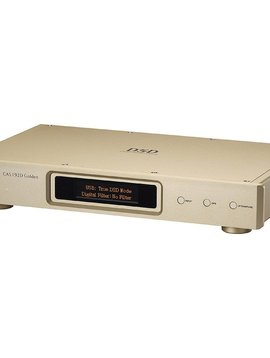 Questyle Audio CAS192D Gold Reference True DSD DAC