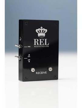 REL Acoustics Arrow Transmitter, Black