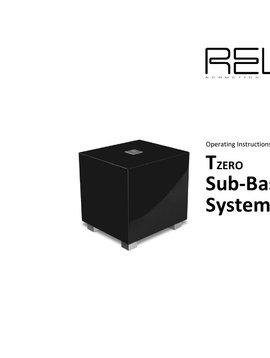 REL Acoustics Tzero Subwoofer