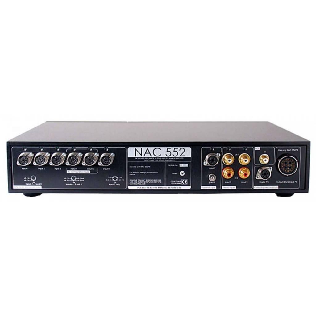 Naim Audio NAC 552 Reference Analog Pre-amplifier