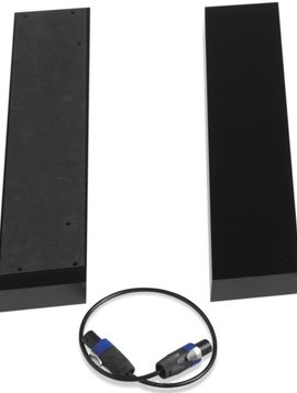 REL Acoustics G1 MKII Stacking Rail ( Piano Black )