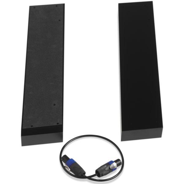 REL Acoustics G1 MKII Stacking Rail (Piano Black)