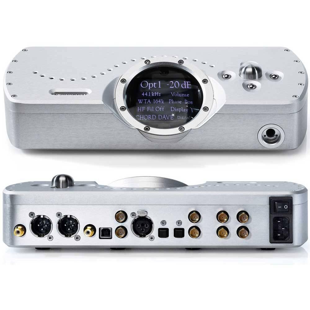 Chord Electronics Ltd. Dave Reference DAC