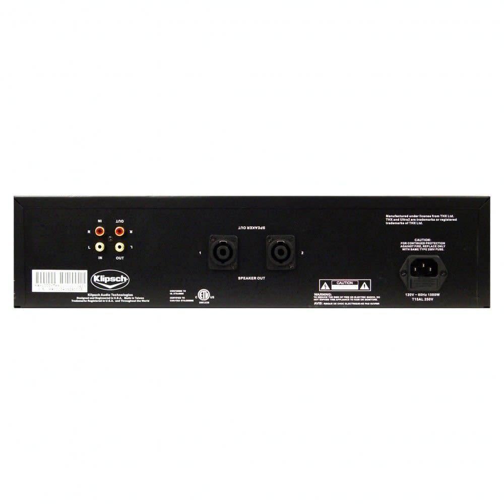 Klipsch KA-1000-THX Certified Amplifier