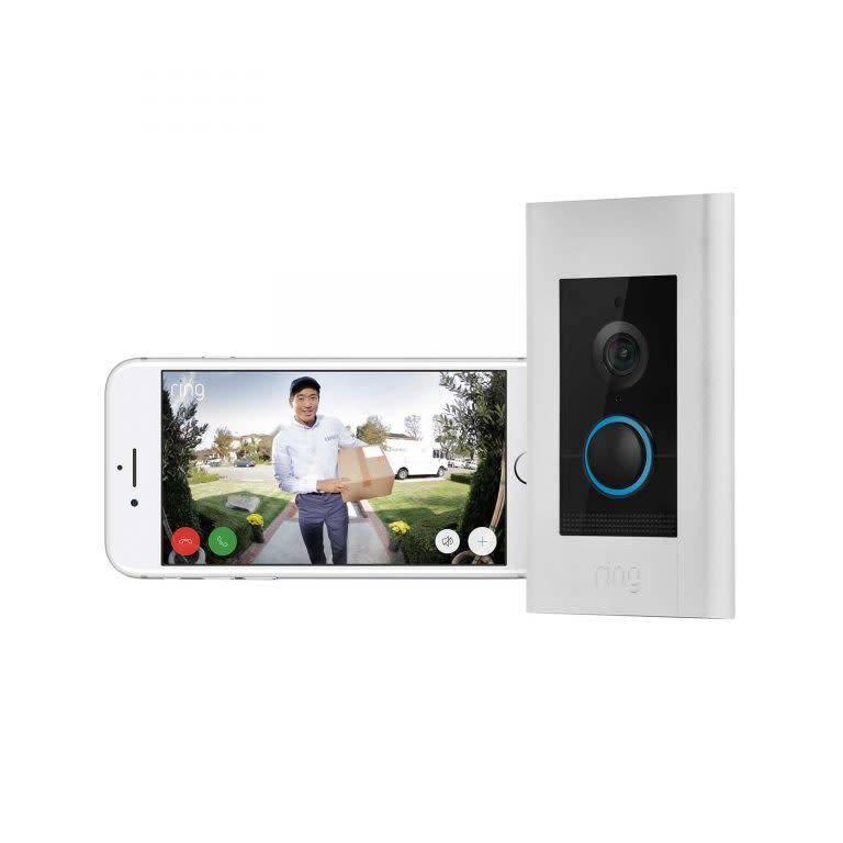 Ring Elite HD Video Doorbell