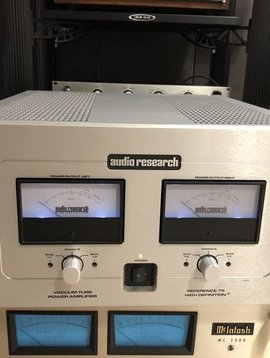 "Audio Research ""USED"" Mint Condition  Reference 75 Amplifier"