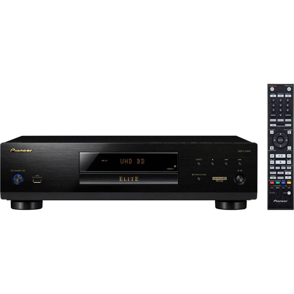 Pioneer Elite UDP-LX500 4K Bluray Player