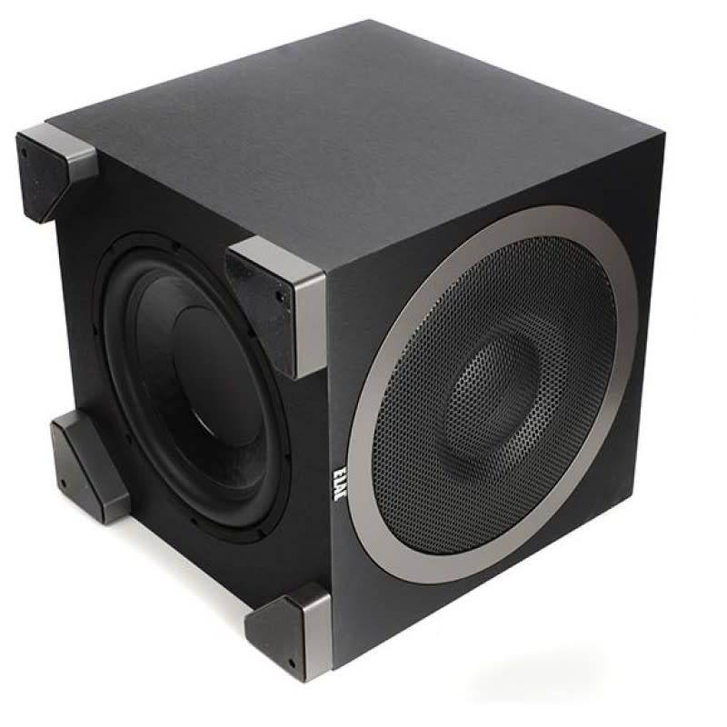 Elac S10EQ Debut Subwoofer 400 Watts, Black, SUB3010BK